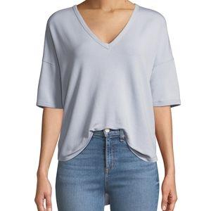 rag & bone Phoenix V-Neck Oversized T-Shirt